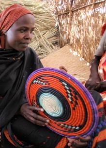 darfur woman