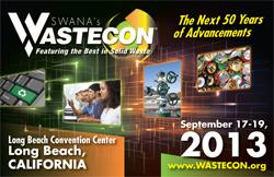 wastecon 2013