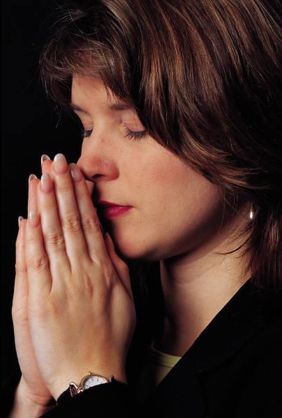 woman praying 3