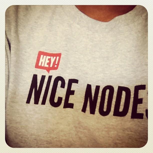 Hey Nice Nodes!