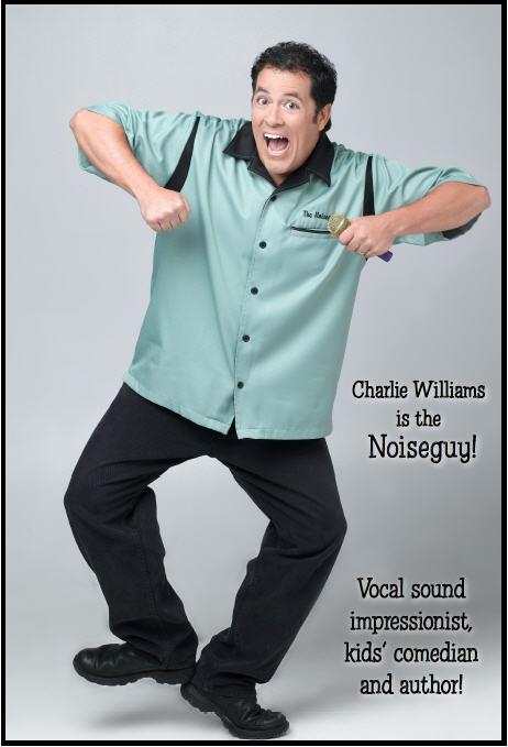 Charlie 'Noise Guy' Wiliams