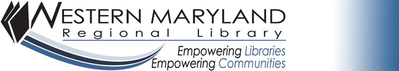 Western Maryland Regional Library logo