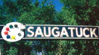 Saugatuck Sign
