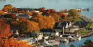 Saugatuck in the Fall