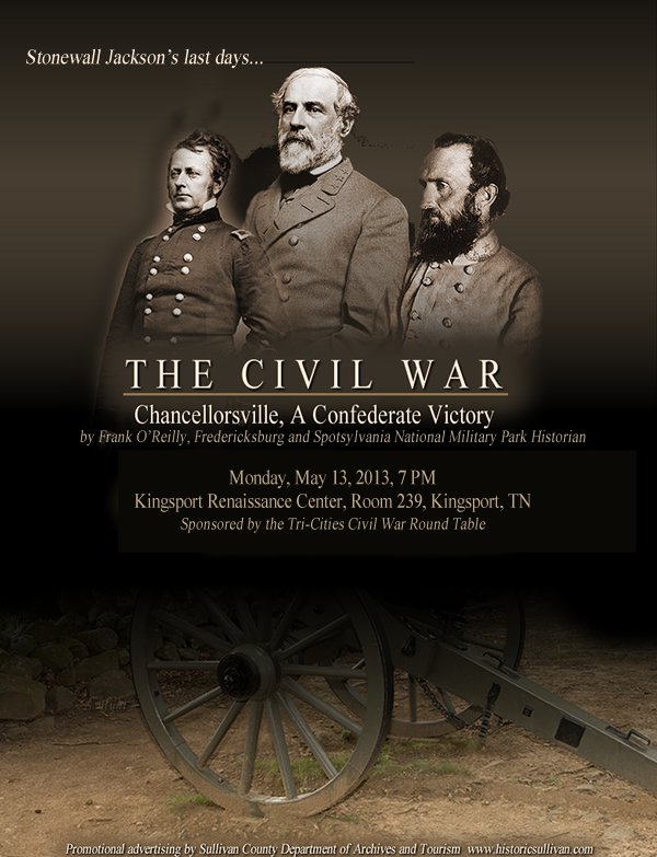 Battle of Chancellorsville: Last Days of Stonewall Jackson
