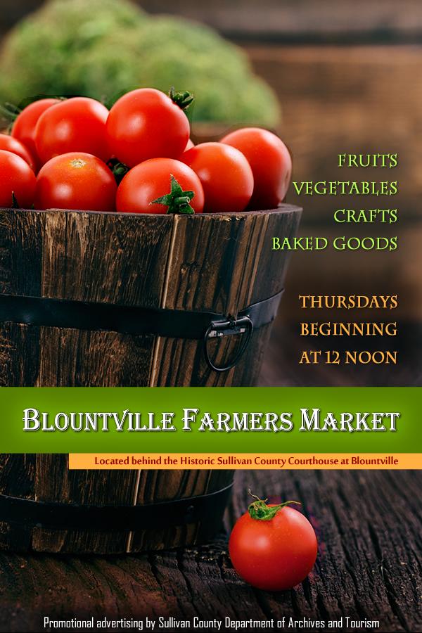 Blountville Farmers Market