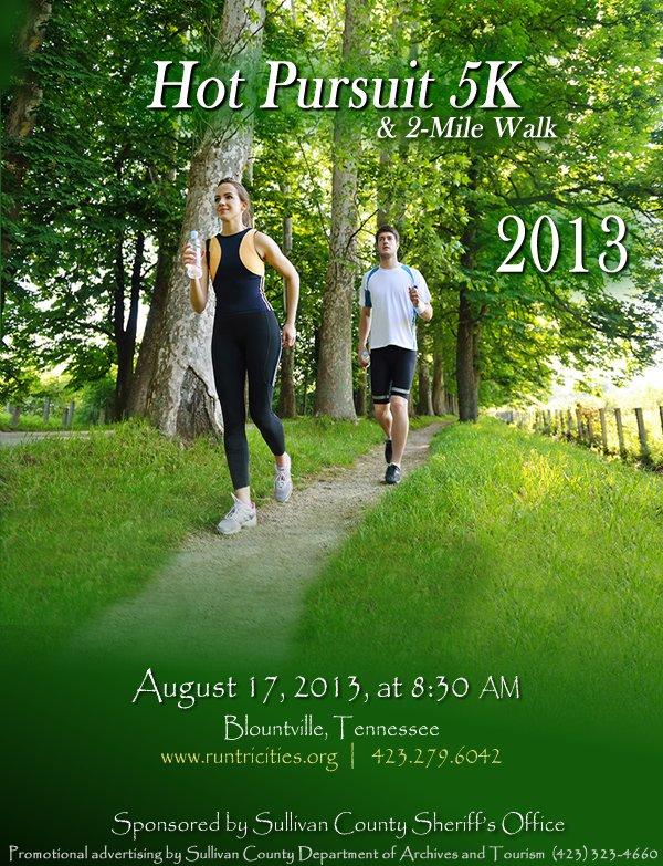 Sullivan County Sheriff's Office 5K Run and 2-Mile Walk
