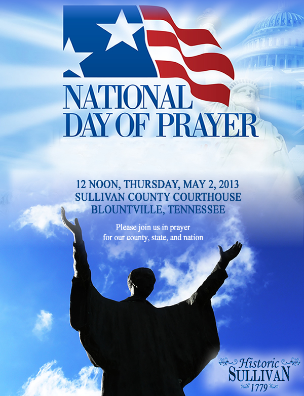 Sullivan County National Day of Prayer Service
