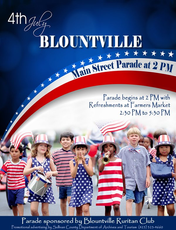 Blountville Independence Day 2013