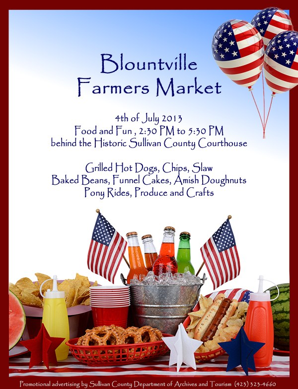 Historic Blountville Fourth of July festivities