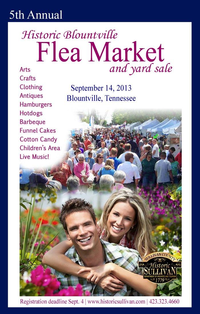 2013 Historic Blountville Flea Market