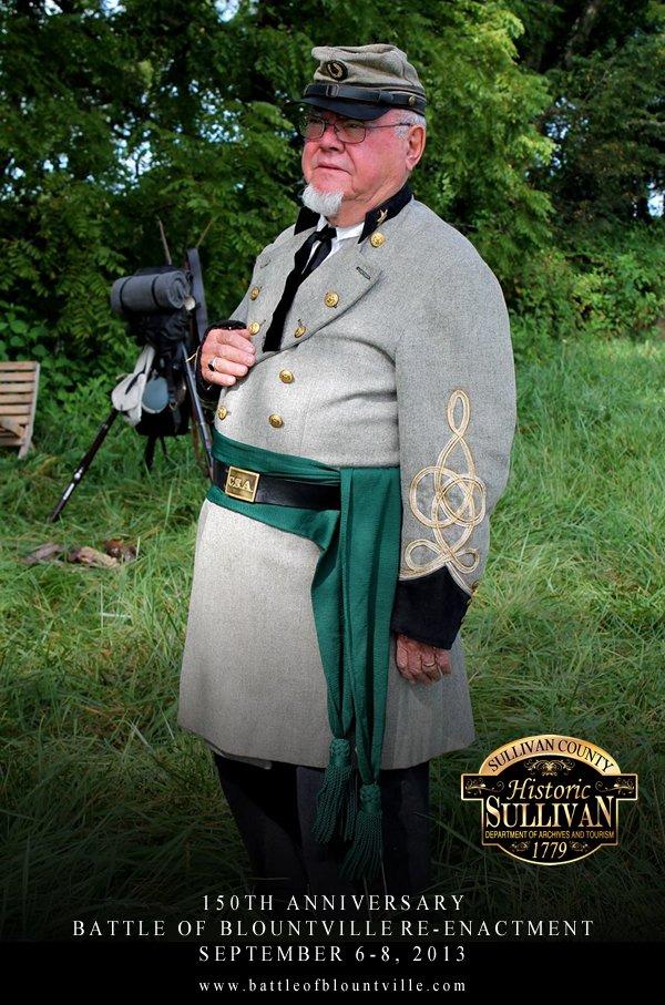 150th Anniversary Reenactment Battle of Blountville