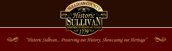 Sullivan County Department of Archives and Tourism, Blountville, TN