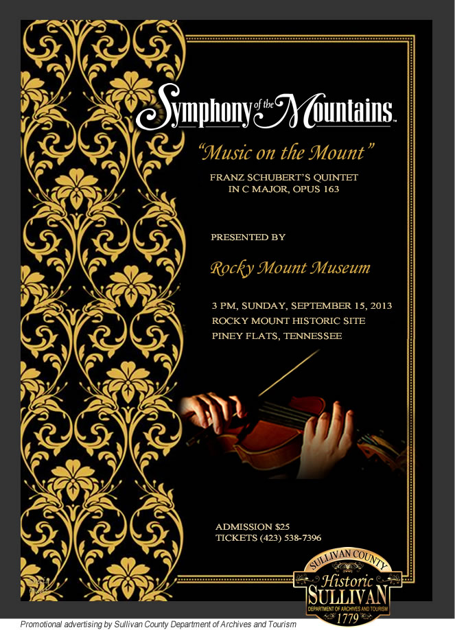 Symphony of the Mountains at Rocky Mount