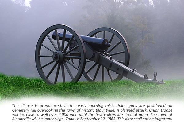 Civil War Battle of Blountville - www.battleofblountville.com