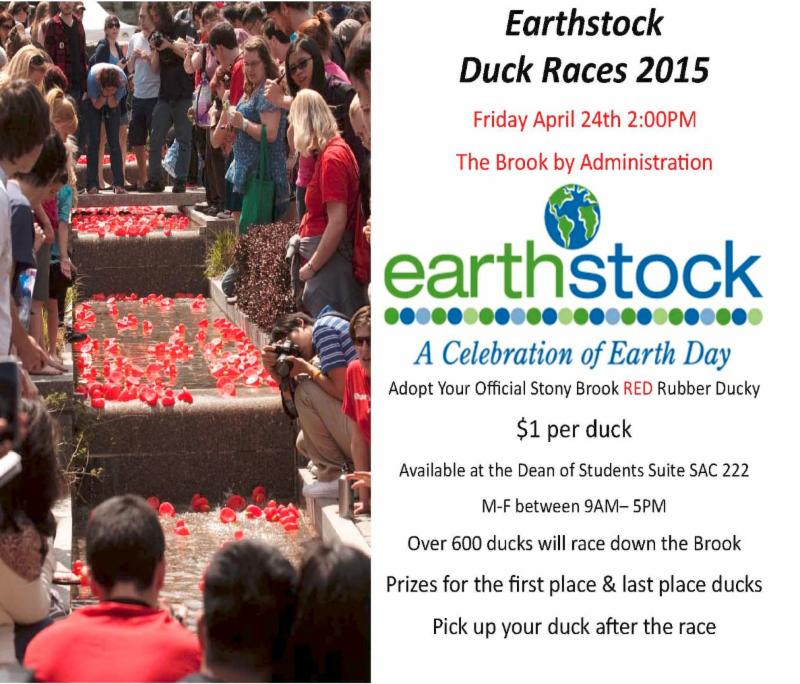 stony brook's annual earthstock celebration Stony brook university researcher malcolm bowman vs the storms coastal processes & hazards - news for more than a decade.