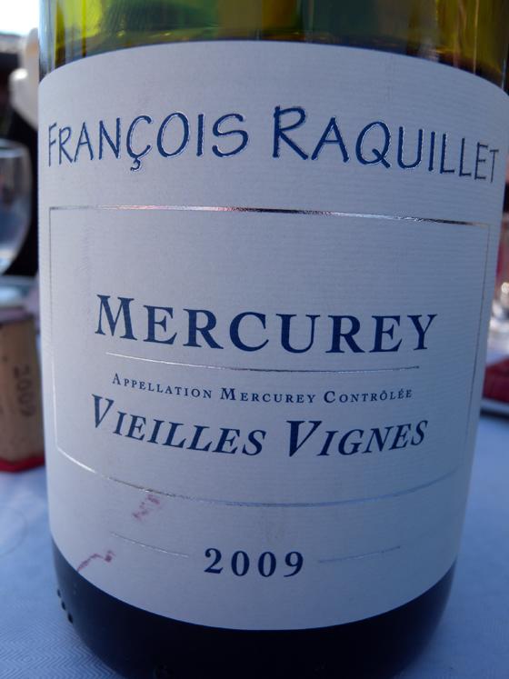 raquillet mercurey