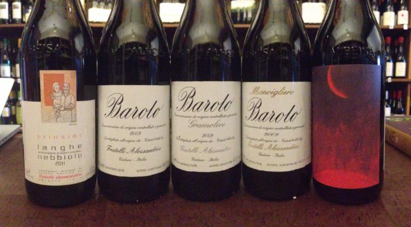 Alessandria wines