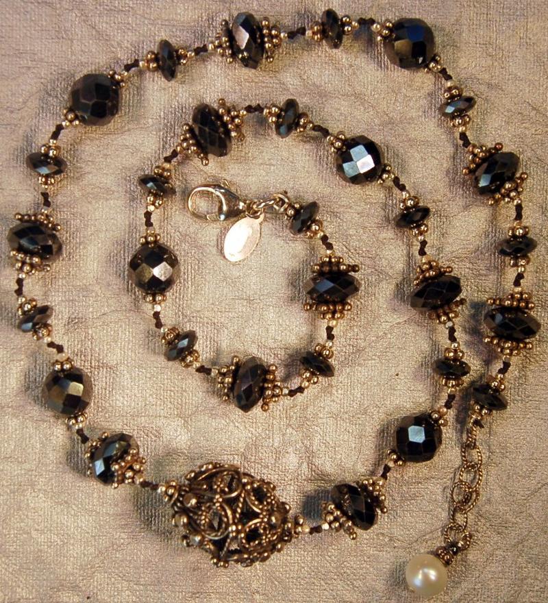 Jan Cash Necklace