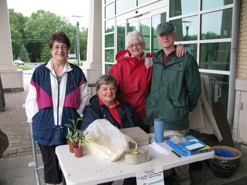 Plant Swap 2011