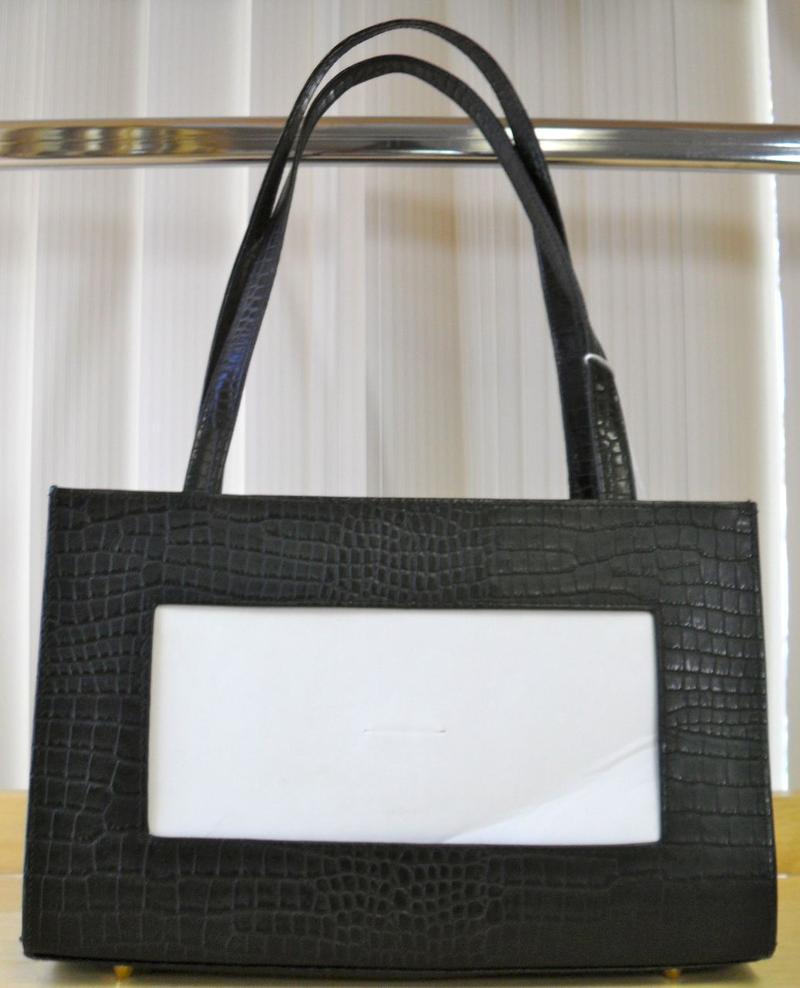 Black Lees Handbag