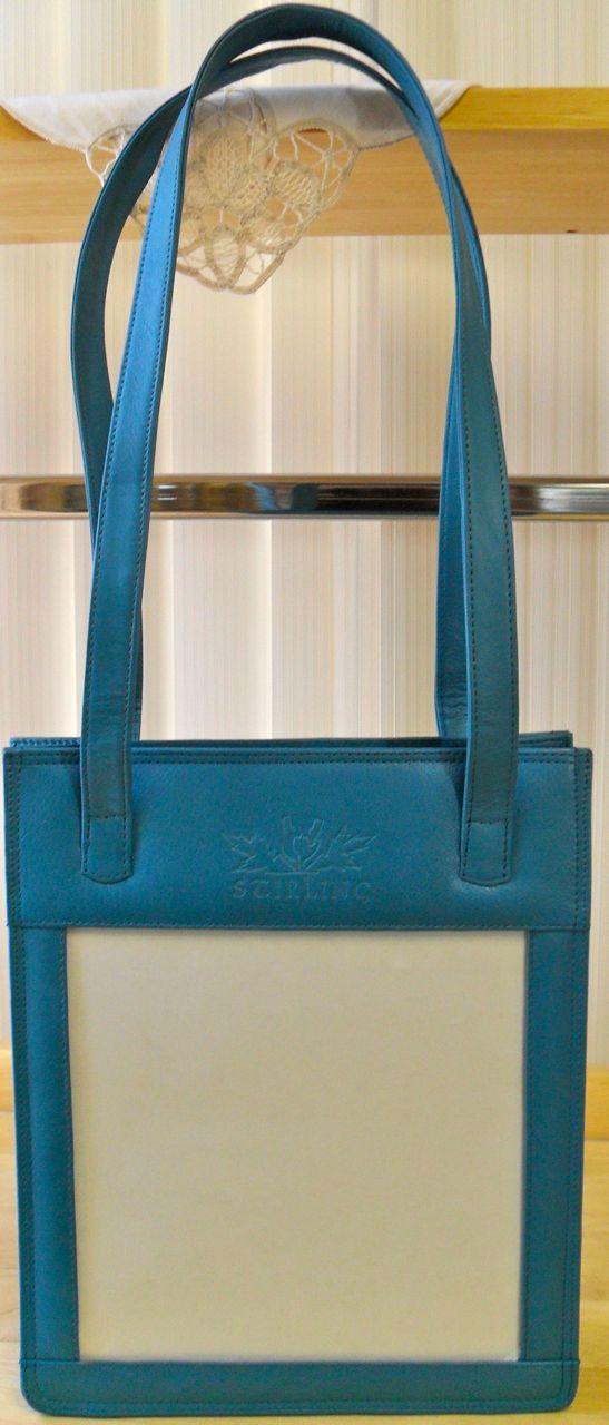 Blue Sterling Handbag