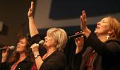 Worship Singers Praising