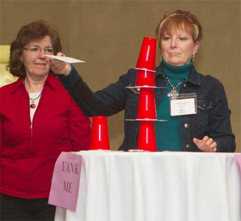 Janice Lehman - M2WI Fundraiser