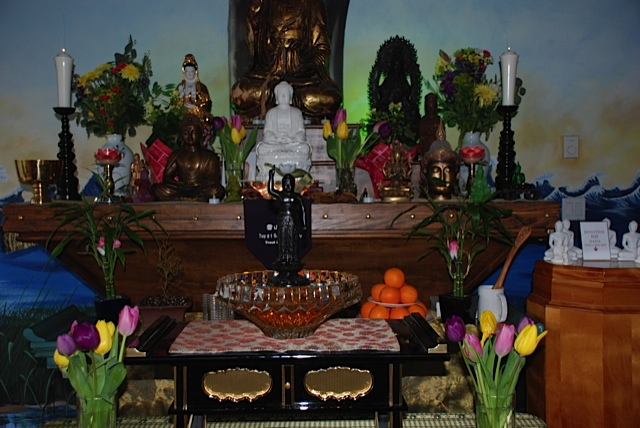 Buddha BD Shrine