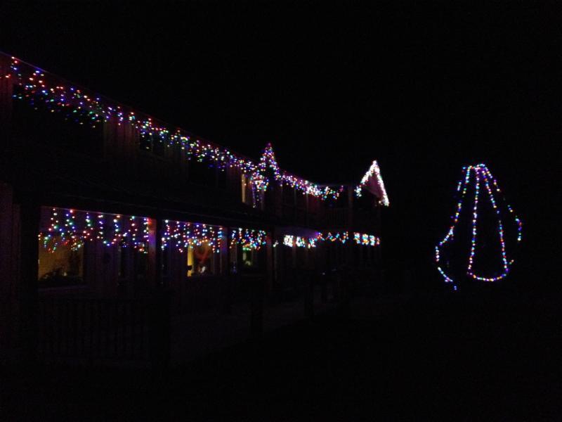 Yule lights