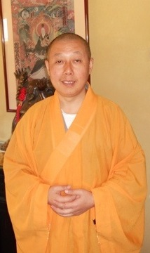 Abbot Ming Chan