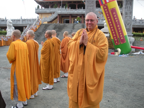 Monk Ordination