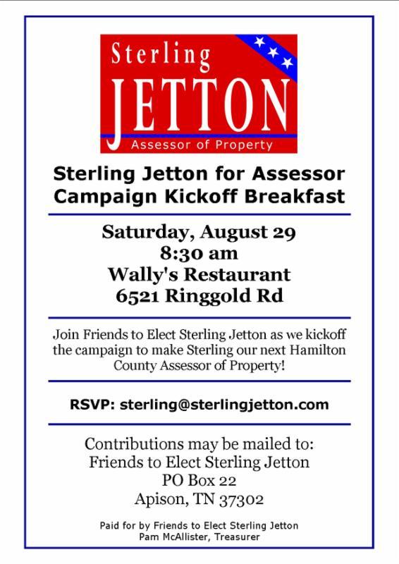 Jetton Kickoff