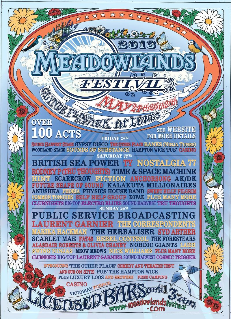 Meadlowlands Festival