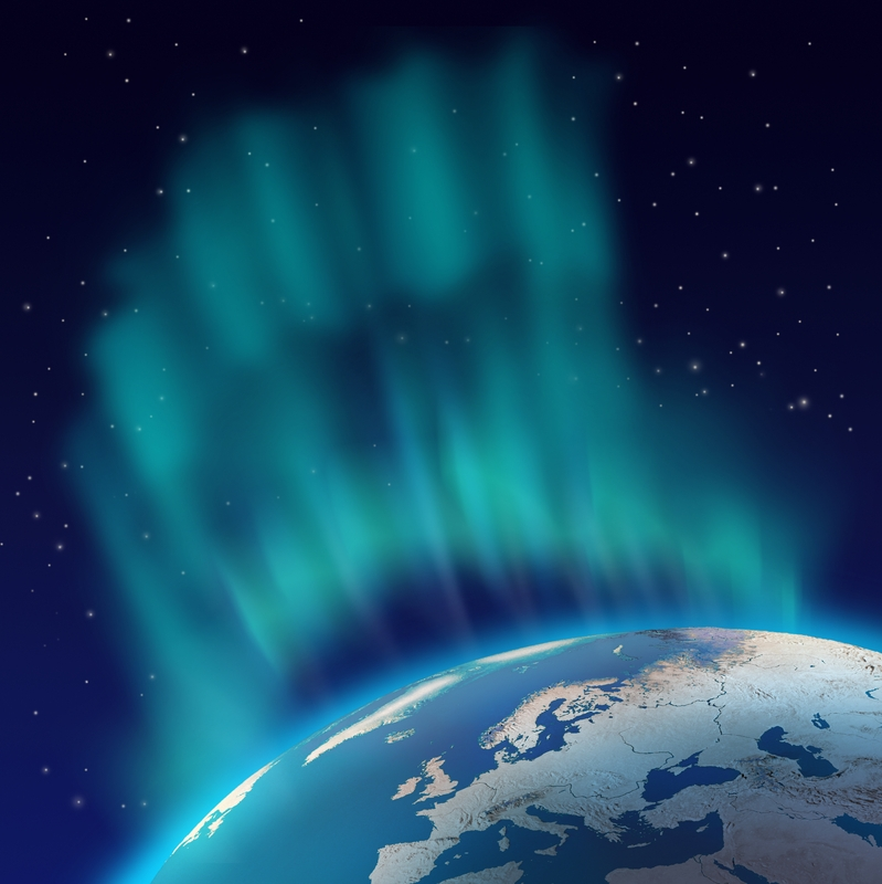 earth aurora