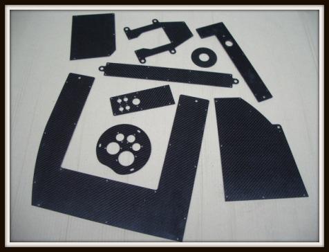 Carbon Fibre Parts