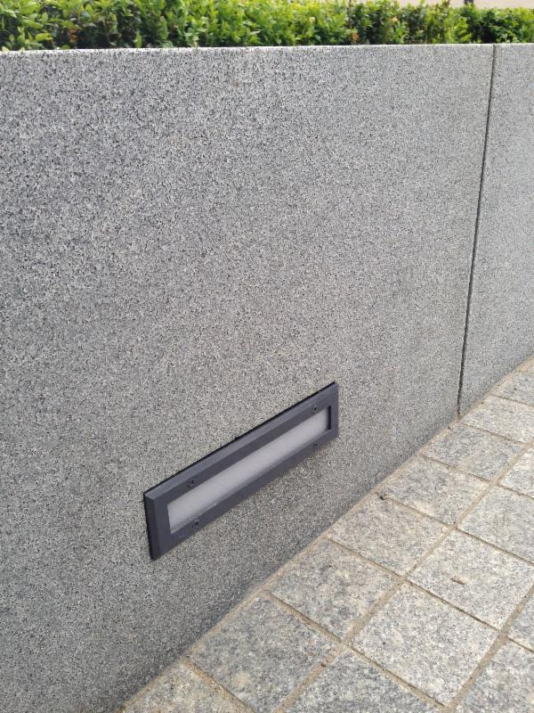Etched Granite Block
