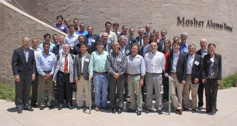 Participants from the CPV Technology Roundtable, July 2012
