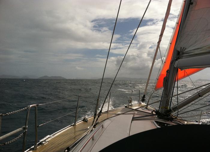 Puerto Rico on the Horizon