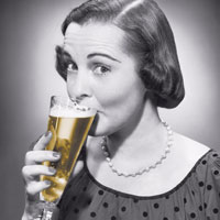 Mom Likes Beer
