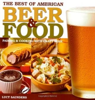 Lucy Saunder's Beer Cookbook