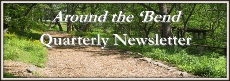 Around the bend Newsletter Banner