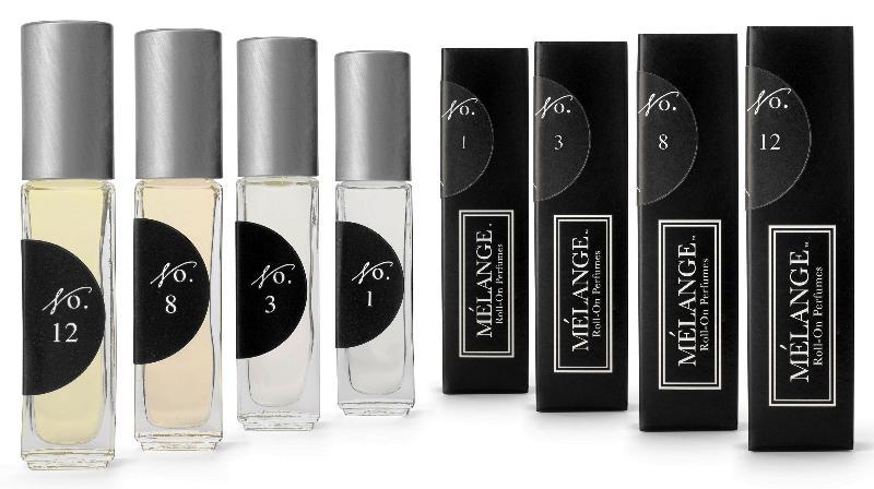 Melange Roll-On Perfumes