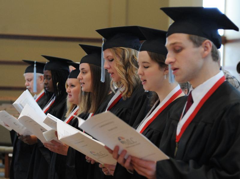 December 2012 graduates