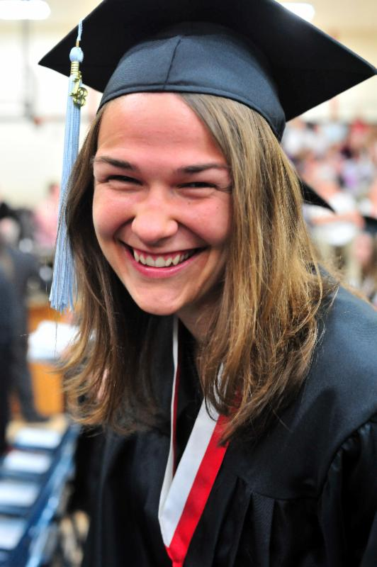 Lindsay Hahn Graduation