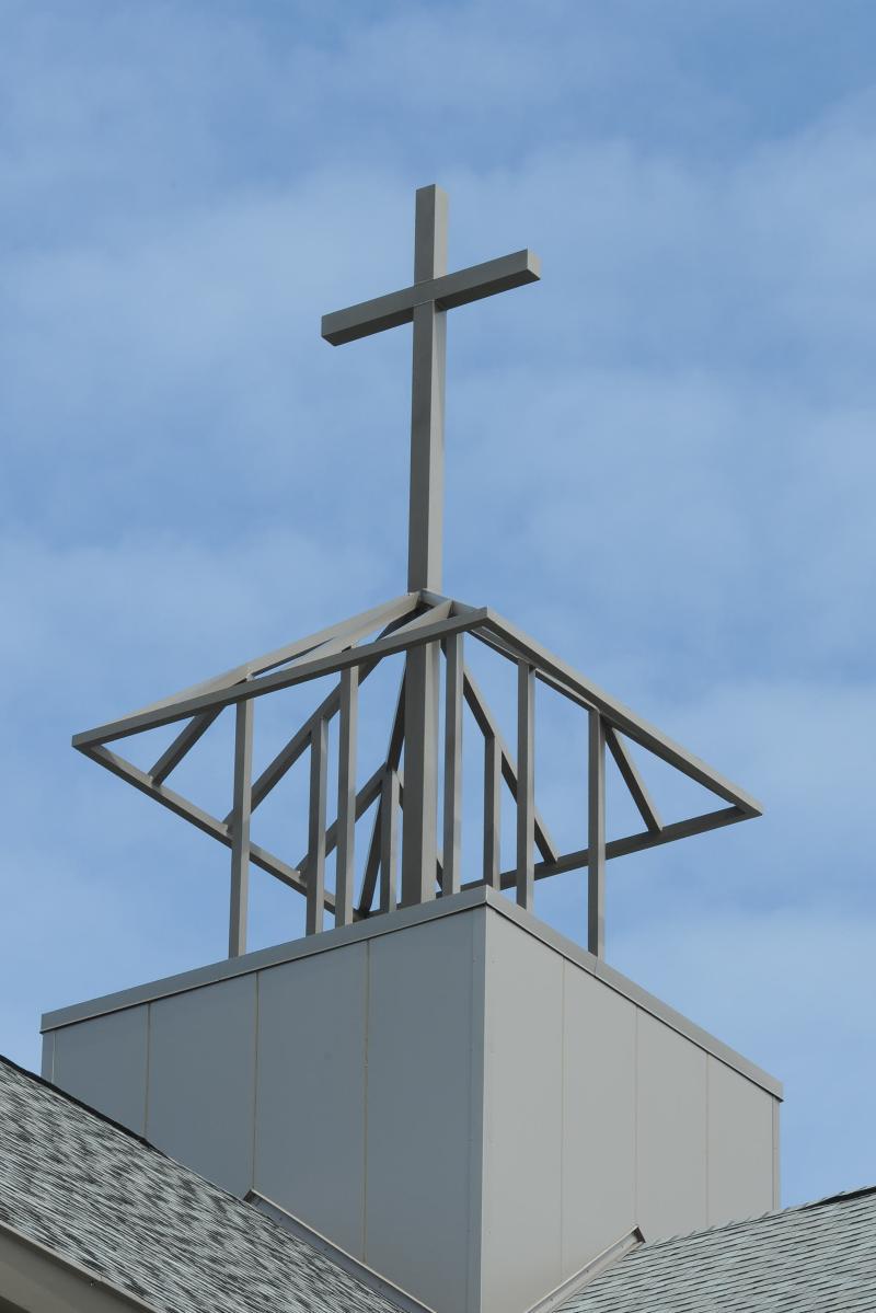 Chapel cross