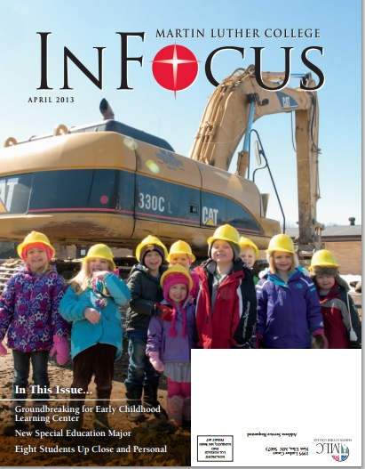 Spring InFocus cover