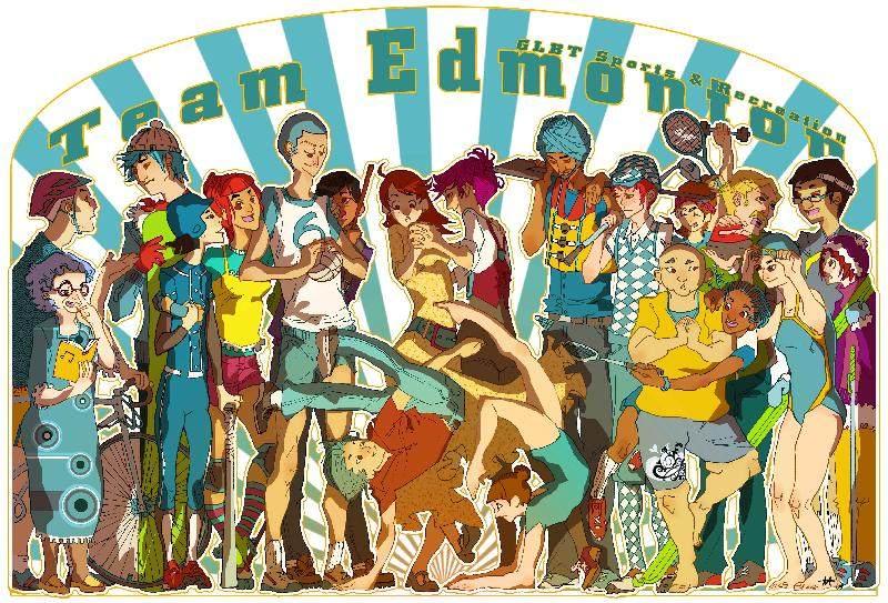 team edmonton mixer