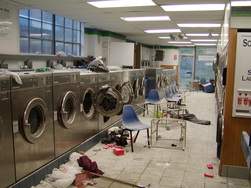 Vandal Laundry #3