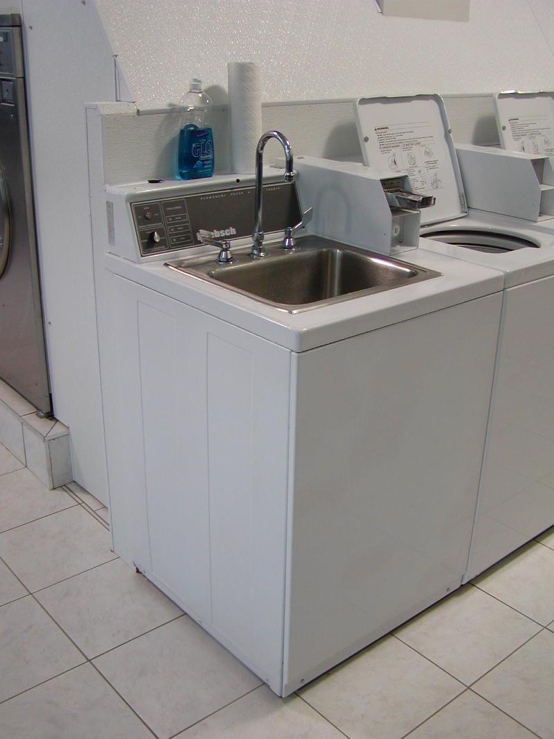 Toploader Sink